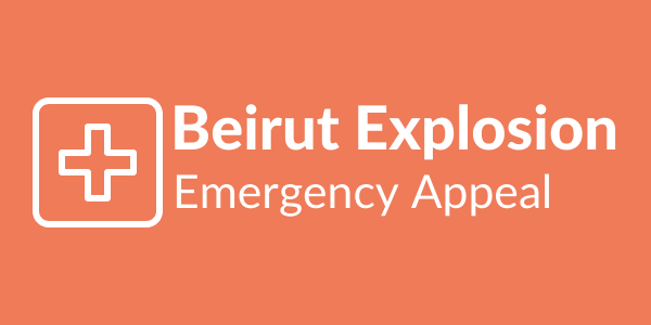 Beirut Explosion Emergency Appeal